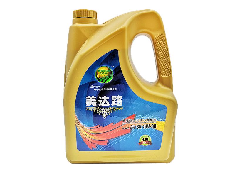 来宾超强抗磨汽油机润滑油SN5W-30(4L)